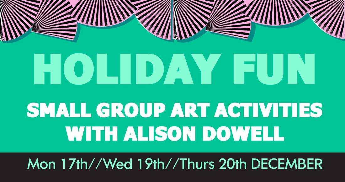 Holiday Fun with Alison Dowell